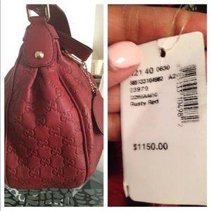Women's Gucci hobo bag